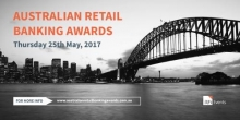 Australian Retail Banking Awards 2017