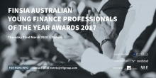 FINSIA Australian Young Finance Professionals of the Year Awards 2017