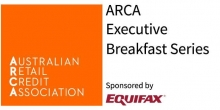 ARCA Executive Breakfast Series 2018, Sydney - Sponsored by Equifax