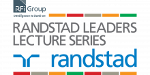 Randstad Leaders Lecture 2019 - Fireside Chat with 86 400