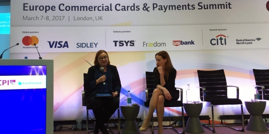 European Commercial Cards & Payments Summit