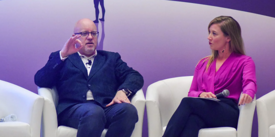 image for Stardust Stage Interview with Brett King and Chloe James - March 2018