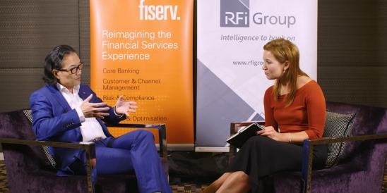 Image for RFiTV talks Robert Liong,Managing Director - Australia, New Zealand, South Pacific, Fiserv