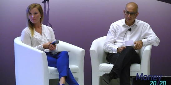 Image for Money2020 Asia - Stardust Stage Interview with Ron Kalifa, WorldPay and Chloe James: March 2018