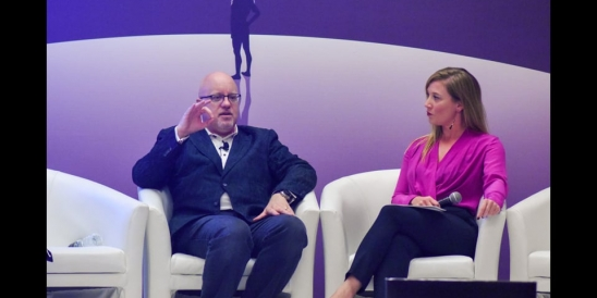 Image for Money2020 Asia: Stardust Stage Interview with Brett King and Chloe James - March 2018