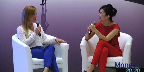 Image for Money2020 Asia: Stardust Stage Interview with Kathy Wong WafaGames and Chloe James - March 2018