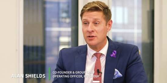 Image for RFi Group's Alan Shields - on Open Banking June 2019