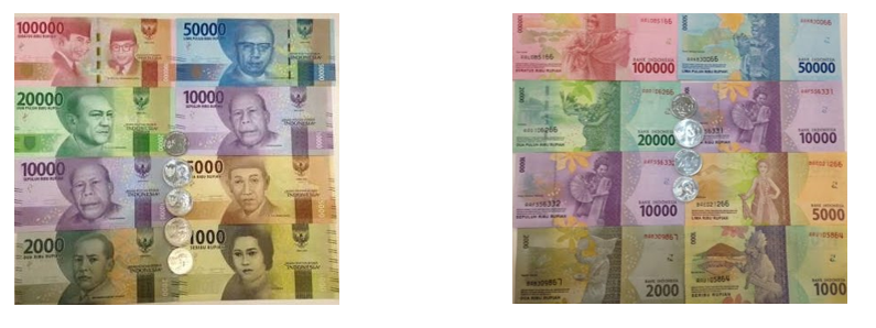 Asia: Indonesia's new bank notes | RFi Group